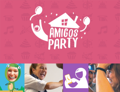 Amigos Party - 4