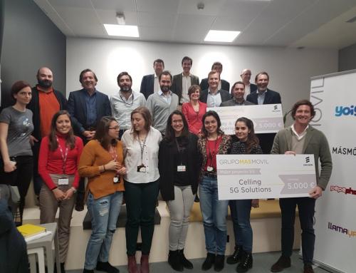 Play&go gana el concurso 5G del grupo Másmovil y Ericsson