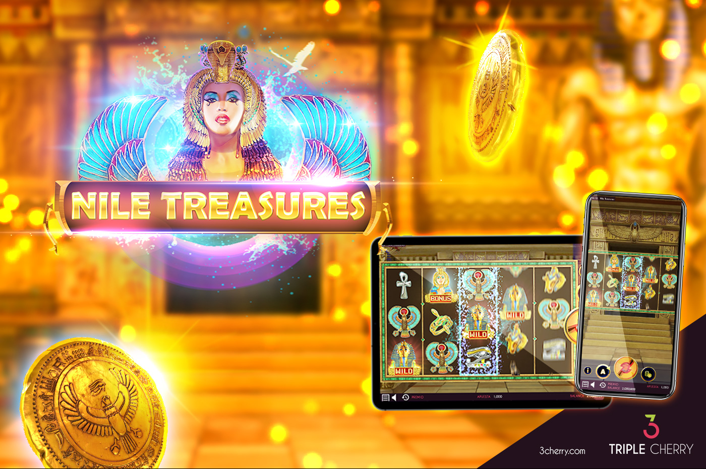 Nile Treasures slot